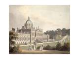 Castle Howard Giclee Print by Francis Nicholson