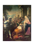 The Adoration of the Magi, C.1750 Giclee Print by Andrea Casali