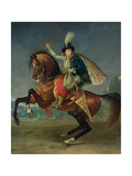 Prince Boris Nikolaevich Yusupov (1794-1849) 1809 Giclee Print by Baron Antoine Jean Gros
