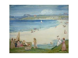 Silver Sands Giclee Print by Charles Edward Conder