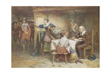 The Covenanters Giclee Print by William Harris Weatherhead