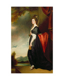 Lady Isabella Hamilton Giclee Print by George Romney