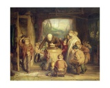The Last In Giclee Print by Augustus Edward Mulready