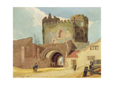 The South Gate, Great Yarmouth, Norfolk Giclee Print by John Sell Cotman