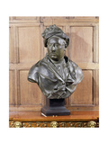 Bust of George Frederick Handel (1685-1759) Giclee Print by Louis-francois Roubillac