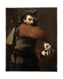 The Locksmith Giclee Print by Jusepe de Ribera