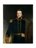 Sir James Clark Ross (1800-62) Giclee Print by Henry William Pickersgill