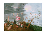 An Allegory of Air Giclee Print by Ferdinand van Kessel