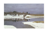 Early Spring, 1898-99 Giclee Print by Isaak Ilyich Levitan