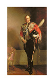 Portrait of Hugh Cecil Lowther, 5th Earl of Lonsdale, 1916 Giclee Print by Charles Haslewood Shannon