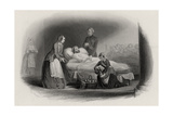 Miss Nightingale and the Nurses in the East Giclee Print by Charles Armytage