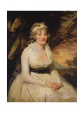 Helen Boyle, Mrs. Thomas Mure (D.1805) Giclee Print by Sir Henry Raeburn