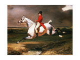 The Hunter, 1831 Giclee Print by Alfred Dedreux or de Dreux