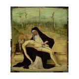 Pieta, C.1495 Giclee Print by Ercole de Roberti