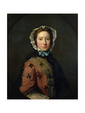 Rosamond Sargent, Nee Chambers, 1749 Giclee Print by Allan Ramsay