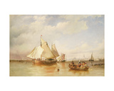 Shipping Giclee Print by Thomas Sewell Robins