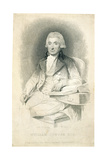 William Cowper (1731-1800), Engraved by W.C. Edwards, 1823 Giclee Print by Lemuel Francis Abbott