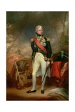 Portrait of Horatio, Viscount Nelson (1758-1805) 1801 Giclee Print by Sir William Beechey
