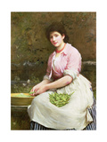 Dolly Giclee Print by Sir Samuel Luke Fildes