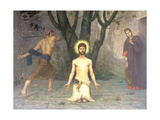 The Beheading of St. John the Baptist, 1869 Giclee Print by Pierre Puvis de Chavannes