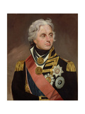Lord Nelson (1758-1805) Giclee Print by Sir William Beechey