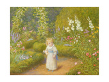 Alice in Wonderland Giclee Print by Arthur Hughes