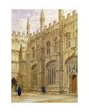 Rugby School, 1851 Giclee Print by George Pyne