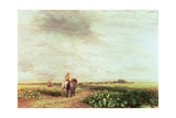 Landscape Giclee Print by David Cox