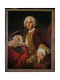 Portrait of Horatio Walpole (1723-1809) 2nd Baron Walpole of Wolterton Giclee Print by Pierre Subleyras
