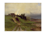 The Rainbow, 1875 Giclee Print by Aleksei Kondratevich Savrasov
