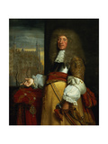 Sir John Robinson, C.1662 Giclee Print by John Michael Wright