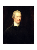 Portrait of William Pitt the Younger (1759-1806) after Hoppner Giclee Print by John Jackson