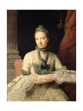 Lady Susan Fox-Strangways, 1761 Giclee Print by Allan Ramsay