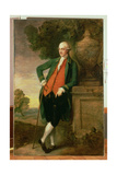 Portrait of Sir Harbord Harbord. Bt. Mp., 1783 Giclee Print by Thomas Gainsborough