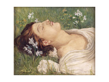 Narcissus, 1876 Giclee Print by Helen Thornycroft