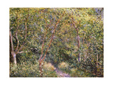 In the Wood Giclee Print by Alfred Sisley