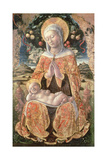 Madonna and Child, C.1430 Giclee Print by Cosimo Tura