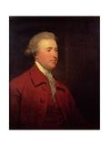 Portrait of Edmund Burke Giclee Print by James Northcote