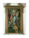 The Assumption of the Virgin, 1607-13 Giclee Print by  El Greco