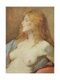 A Redhead Giclee Print by John Edward Goodall