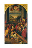 The Carrying of the Cross, C. 1500 Giclee Print by Benvenuto Tisi Da Garofalo