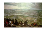 Sulieman's Siege of Vienna in 1529 Giclee Print by Peeter Snayers