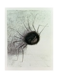 The Laughing Spider, C.1881 Giclee Print by Odilon Redon