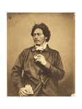 Portrait, C.1860 Giclee Print by John Crombie