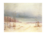 Winter Giclee Print by Aleksei Kondratevich Savrasov