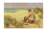 Marooned Giclee Print by Percy Robert Craft