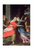 The Visitation Giclee Print by Camillo Procaccini