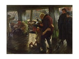 The Prodigal Son in Modern Life: the Return, 1880 Giclee Print by James Tissot