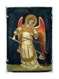 The Archangel Michael Giclée-tryk af Ridolfo di Arpo Guariento
