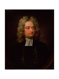 Study Portrait of Jonathan Swift (1667-1745) Giclee Print by Charles Jervas